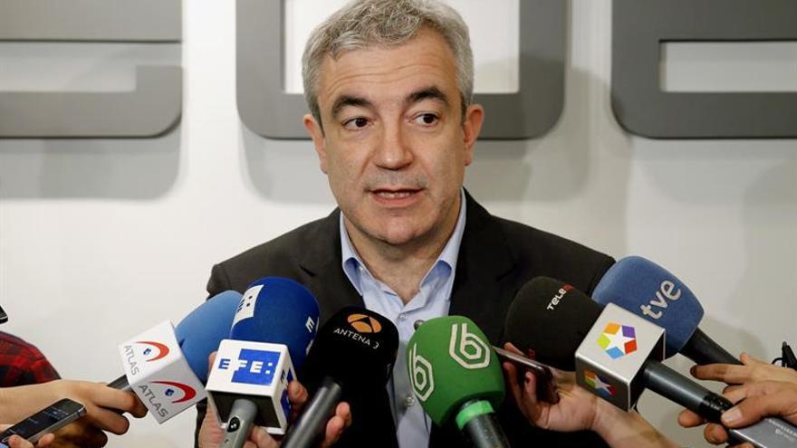 Luis Garicano encabezará la lista de Ciudadanos en las elecciones europeas
