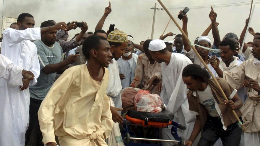 El Gobierno sudanés rechaza la entrada de marines para proteger la embajada de EEUU