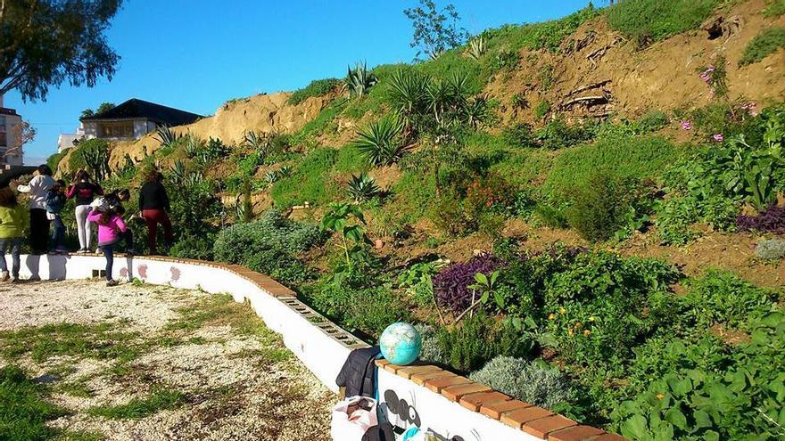 El Caminito, en la ciudad de Málaga. Imagen obtenida de su página web.