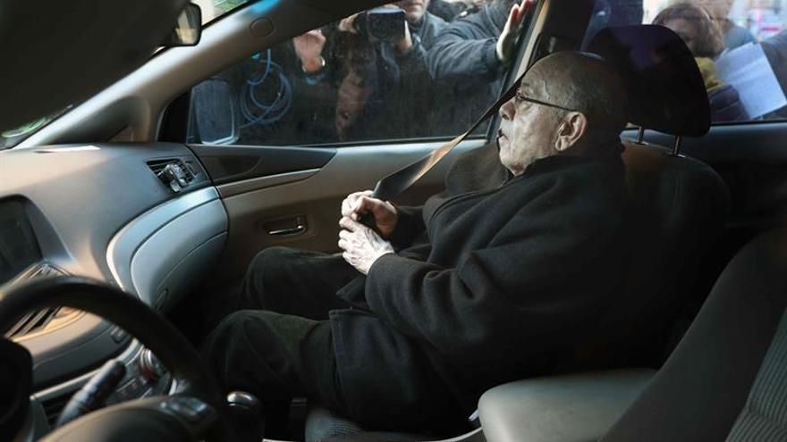 Millet ingresa en el pabellón penitenciario del hospital por neumonía