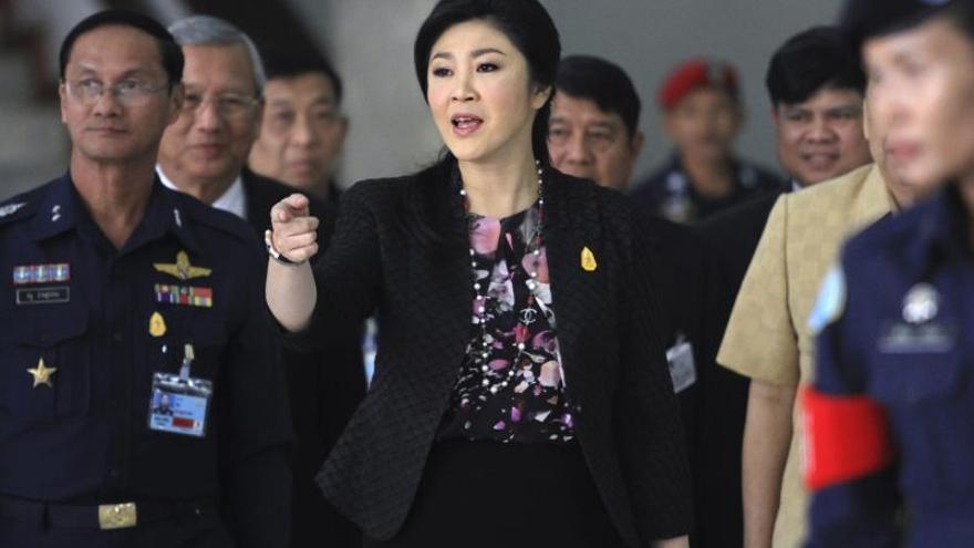 Las autoridades aprueban más medidas contra los manifestantes en Bangkok