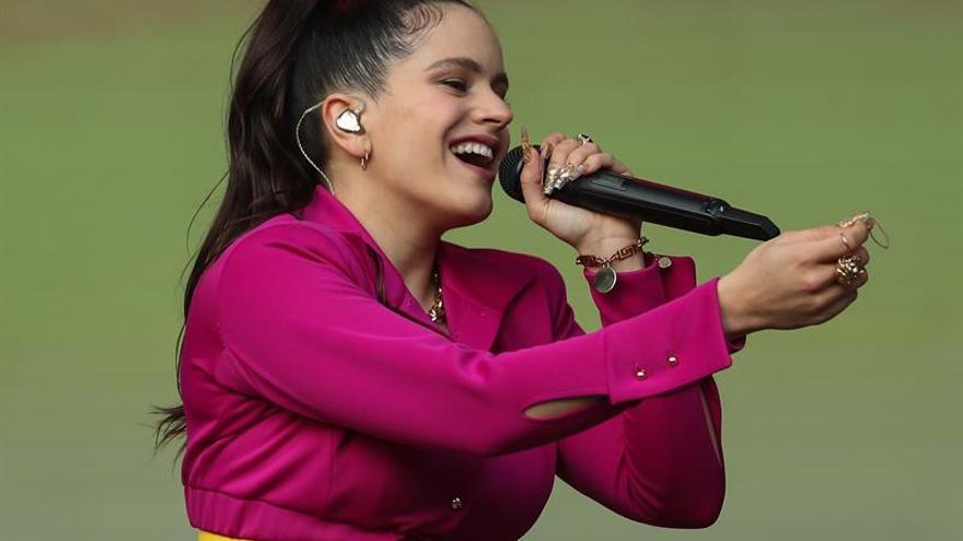 Rosalía se suma a la jornada inaugural del Mad Cool Festival el 10 de julio