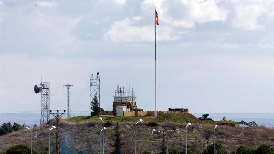 Cuatro heridos en Turquía por proyectiles disparados desde Siria