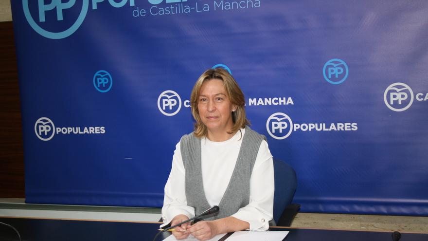 Ana Guarinos. FOTO: PP CLM