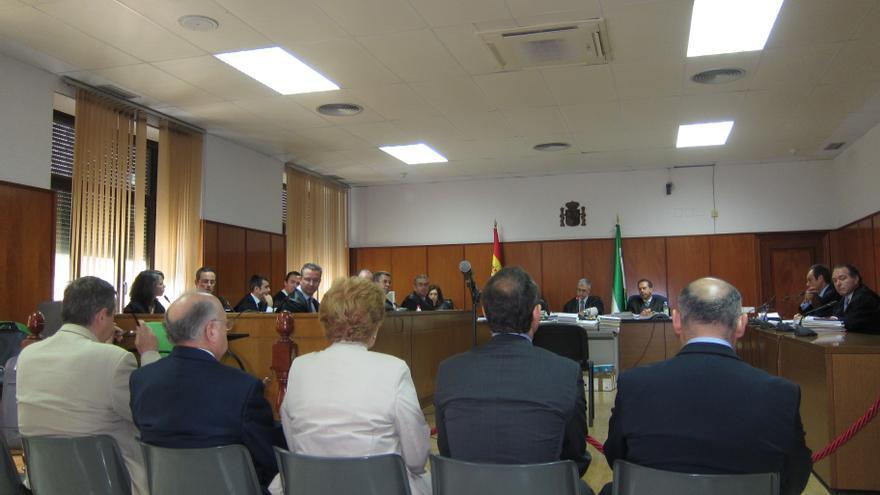 La Audiencia resolverá el lunes la petición de nulidad planteada por los acusados en el 'caso Rilco'
