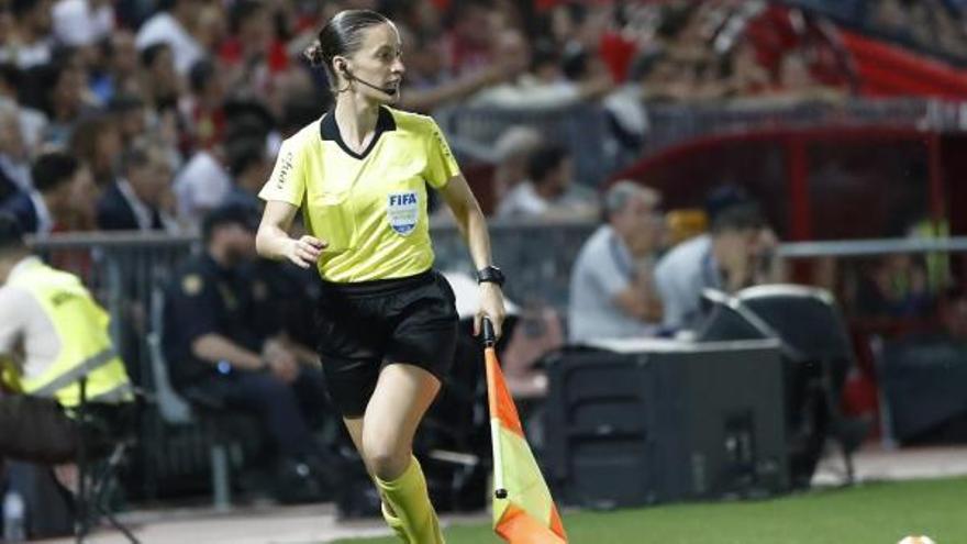 Guadalupe Porras Ayuso. Real Federación Española de Fútbol