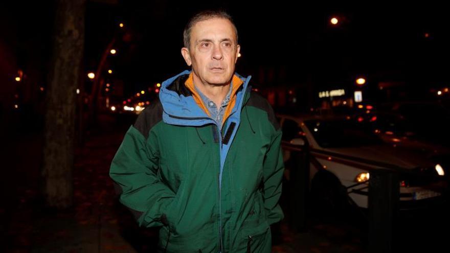 Jordi Pujol Ferrusola, primogénito del expresidente catalán.