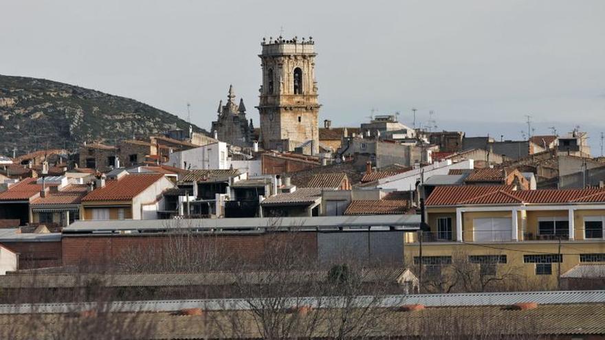 La Jana, uno de los municipios castellonenses de interior de menos de mil habitantes.