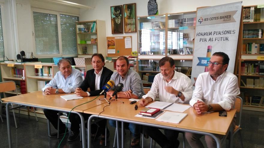El plan cuenta con la colaboración de los ayuntamientos de Ontinyent y Alcoi