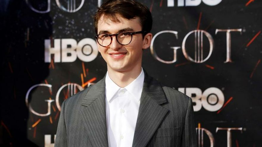 Isaac Hempstead-Wright, Bran en Game of Thrones, estará en el Comic Con de Bogotá