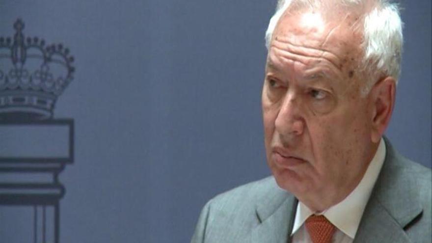 """Margallo: """"España hace esfuerzos que los países del norte no hacen para proteger las fronteras de todos"""""""