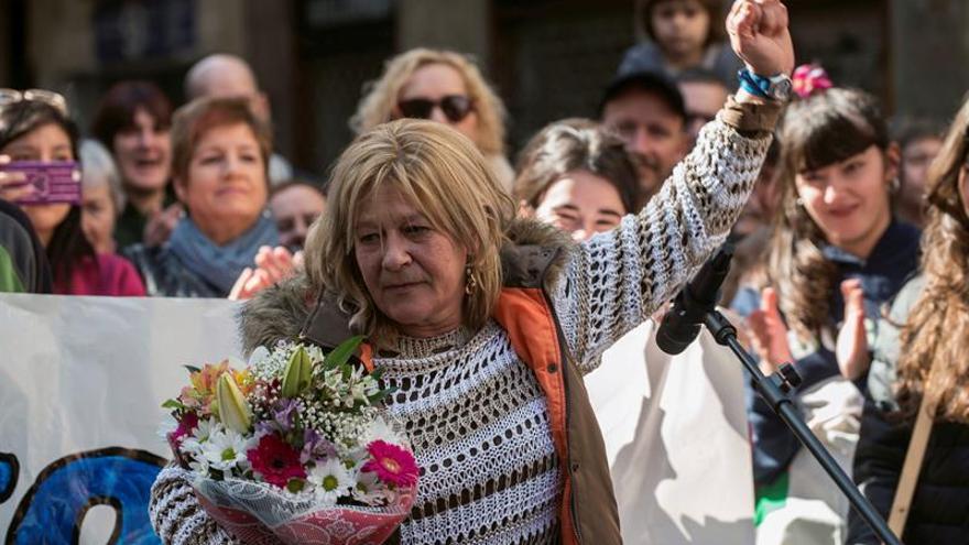 El fiscal pide prisión para la abogada de presos de ETA Arantza Zulueta