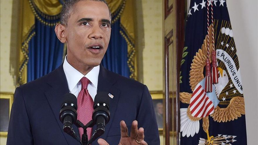 Obama anuncia ataques selectivos en Siria contra el EI