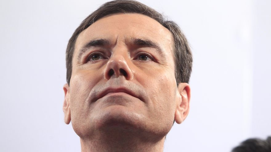 """Tomás Gómez cree que muchos socialistas se han sentido """"indignados"""" por el trato a Zapatero en la convención del domingo"""