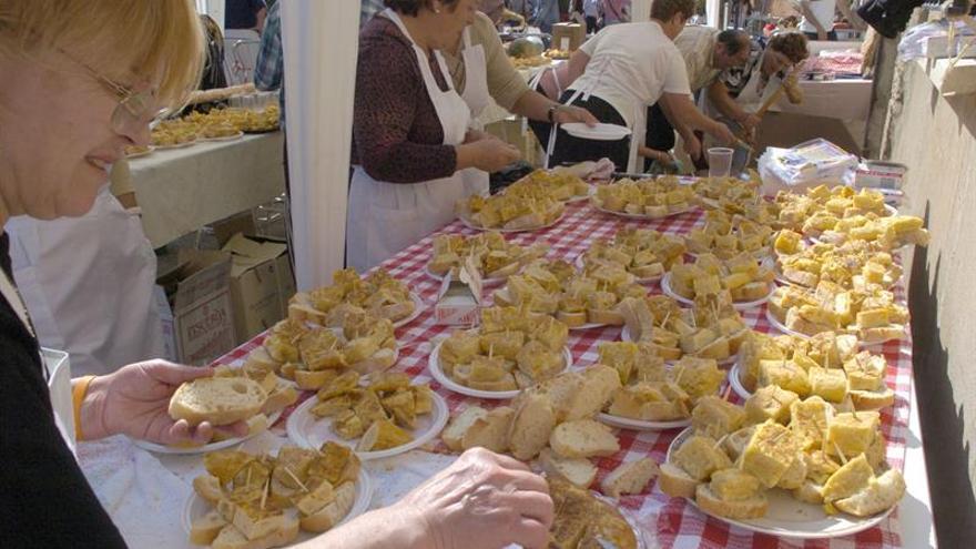 La tortilla de patatas tendrá un monumento en Villanueva de la Serena