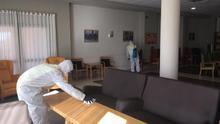 Castilla-La Mancha no tiene previsto permitir visitas a las residencias en fase 2