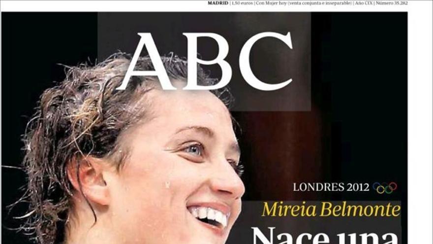 De las portadas del día (4/08/2012) #10
