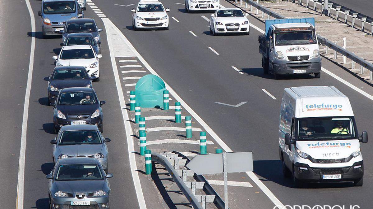 Tráfico en Córdoba