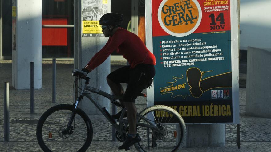 PIB de Portugal cayó un 16,3 % en el segundo trimestre, menos de lo previsto