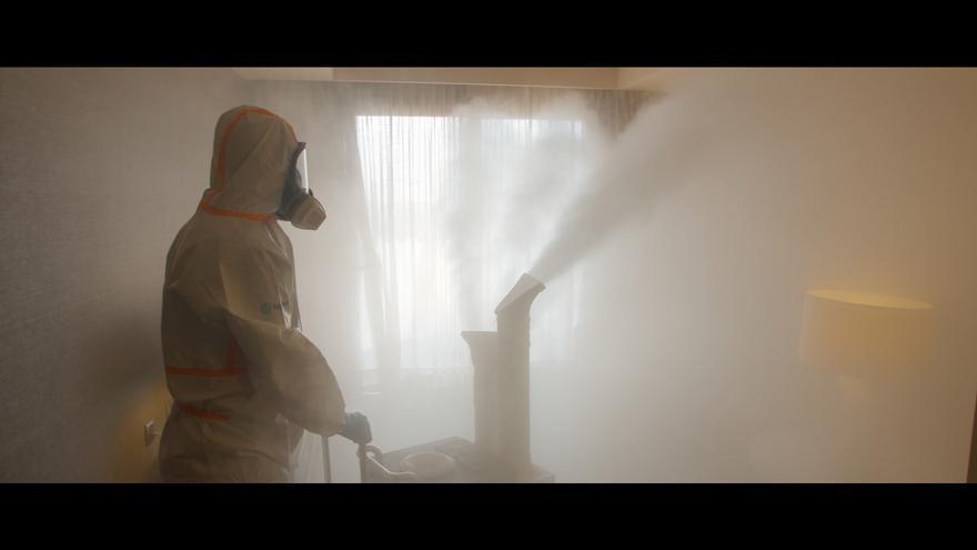 Distanciamientos, indentificación de personas vulnerables y labores de desinfección, así reabre Lopesan sus hoteles