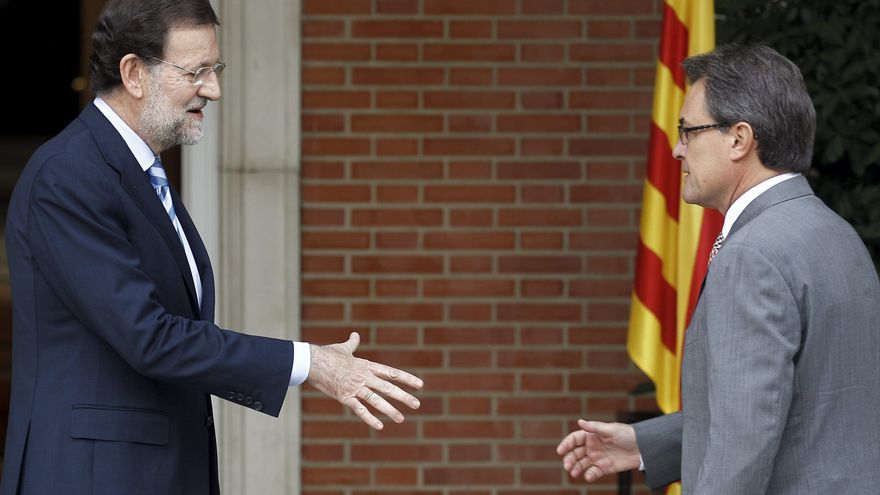 Rajoy asegura que agotará todas las posibilidades de diálogo con Artur Mas