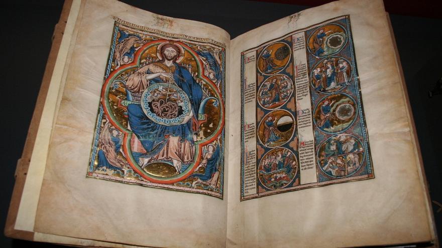 Imagen de la Biblia de San Luis