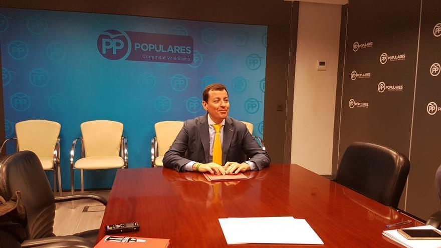 Jose Luis Bayo, expresidente de NNGG del PP