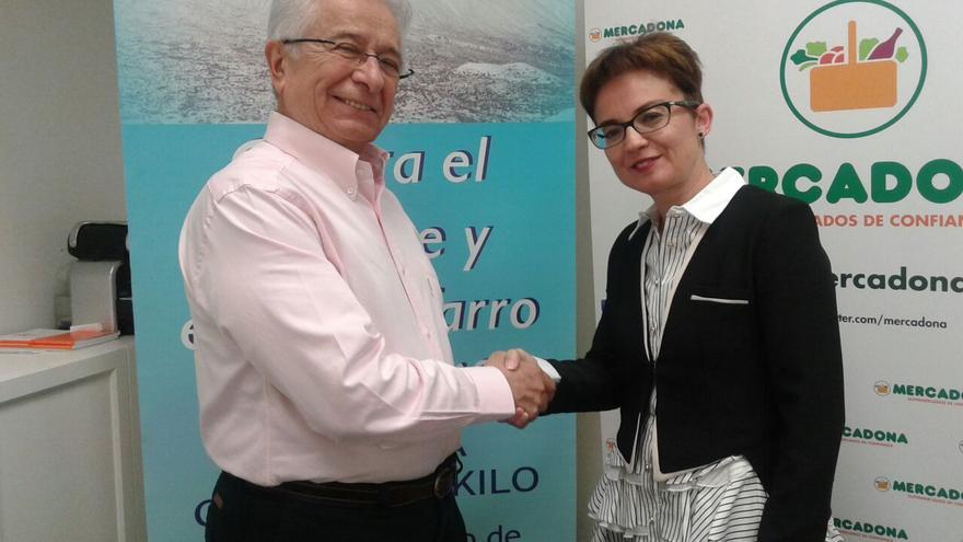 Convenio de Mercadona con el Banco de Alimentos de Tenerife