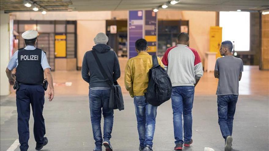 Alemania subraya la necesidad de un mecanismo vinculante para el reparto de los refugiados