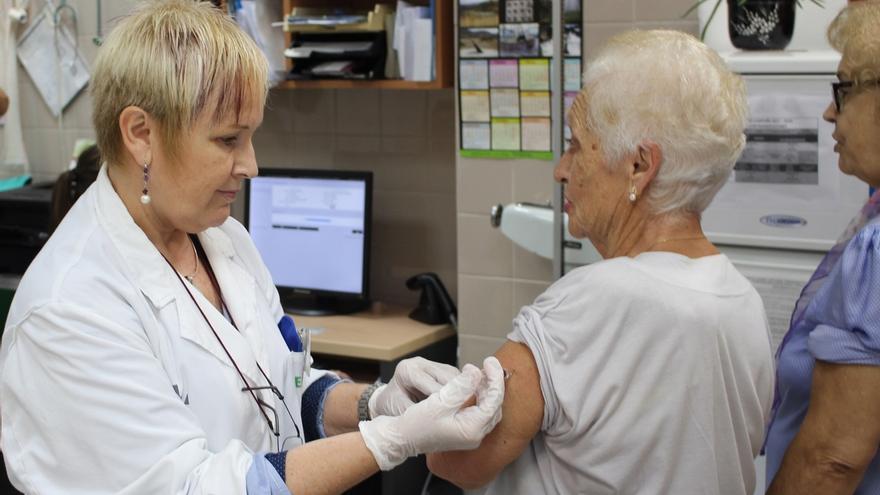 Aumentan en un 75% las embarazadas vacunadas contra la gripe en Euskadi