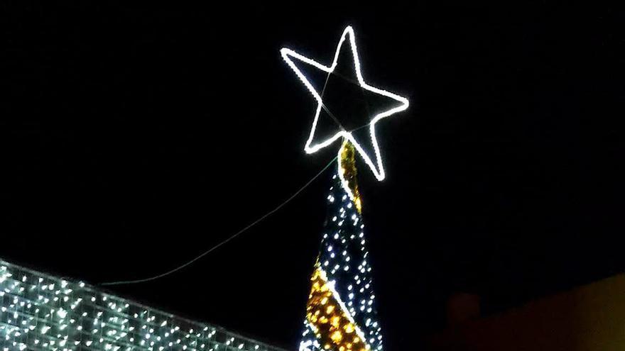 Un jardín de esculturas luminosas dará la bienvenida a la Navidad este fin de semana en Barakaldo