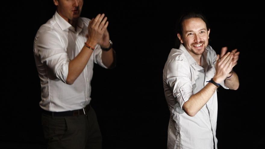 Albert Rivera y Pablo Iglesias se echan en cara sus pactos con la extrema derecha y Bildu