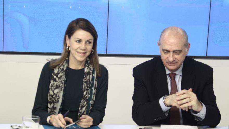 Fernández Díaz defiende la legalidad de las acciones de la UDEF y dice que decir otra cosa es una ofensa que no tolerará
