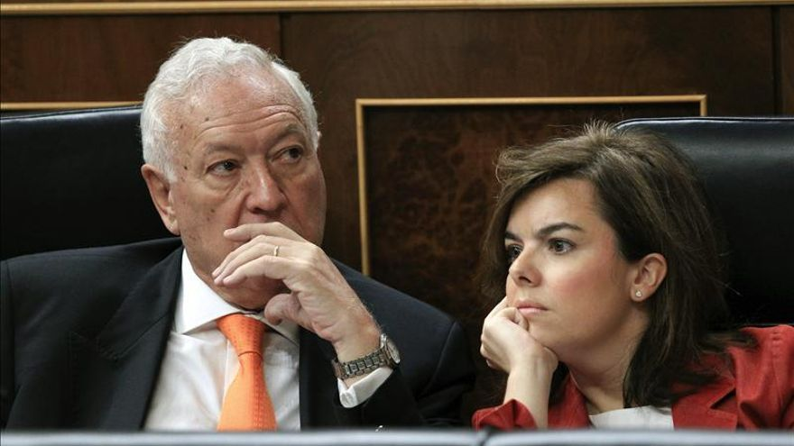 Paro, contrato único y aborto centrarán una sesión de control sin Rajoy