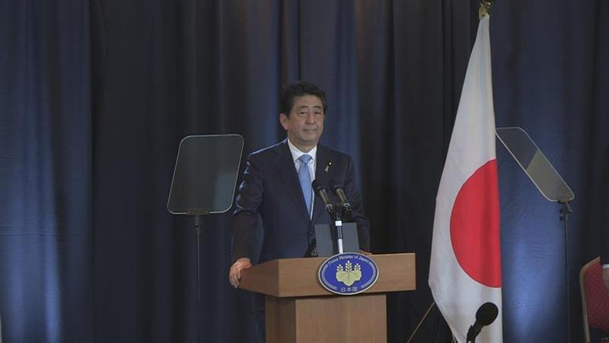 Abe destaca la importancia del Acuerdo Transpacífico en su visita a Australia