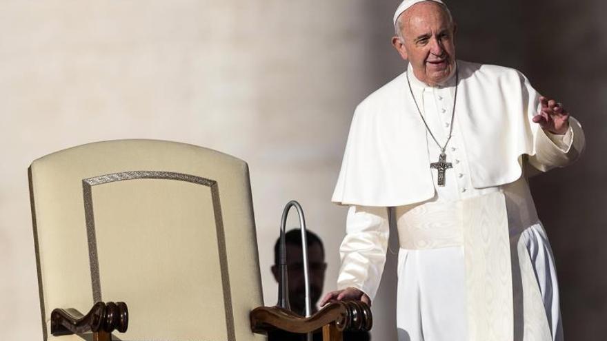 El papa recuerda que muchas guerras comienzan por el odio al diferente