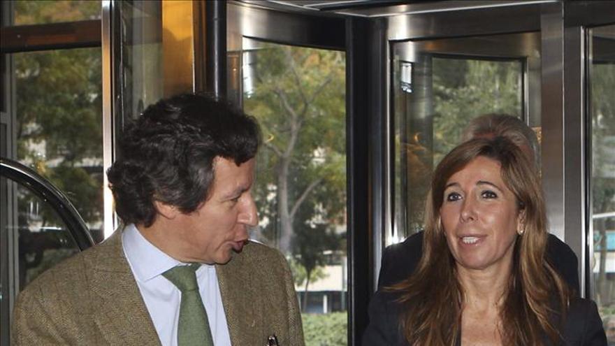 """Sánchez-Camacho considera que """"Artur Mas trabaja permanentemente contra España"""""""