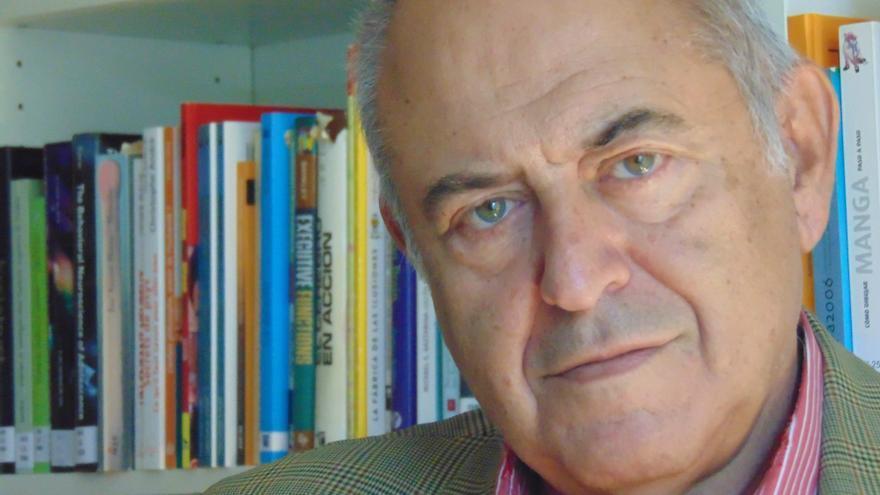El filósofo y pedagogo toledano, José Antonio Marina / eldiarioclm.es