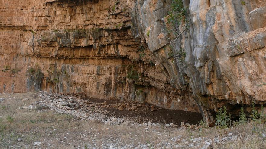 Yacimiento arqueológico y rupestre de Otíñar (Jaén)