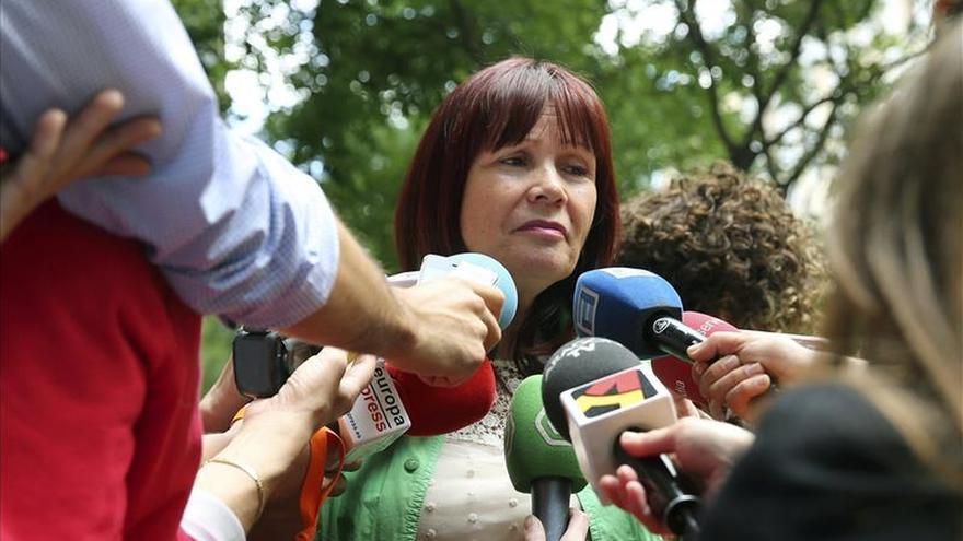 Navarro (PSOE) anima a participar y a respetar el resultado de las urnas