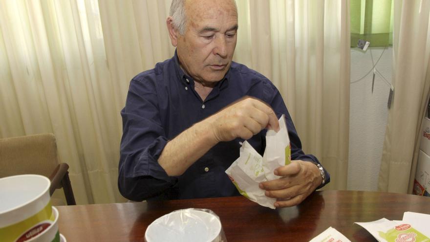 Vicente Villagrá, en octubre de 2010. EFE