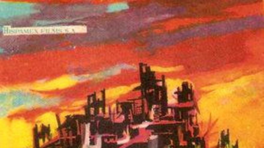 Cartel de 'La hora incógnita', de Mariano Ozores.