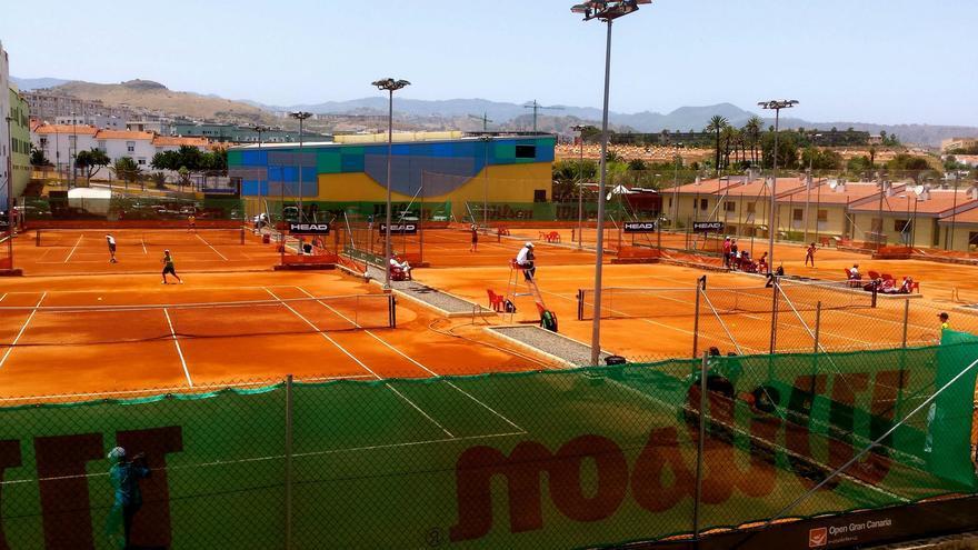 Instalaciones donde tendrá lugar el torneo