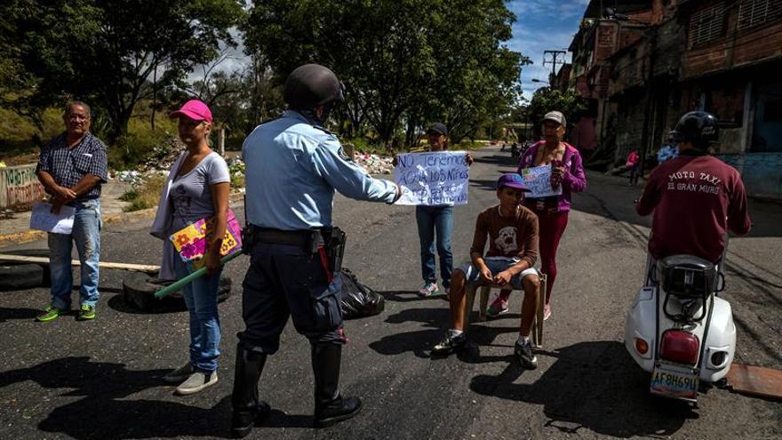 Venezuela vive unas difíciles Navidades ante la falta de prácticamente todo