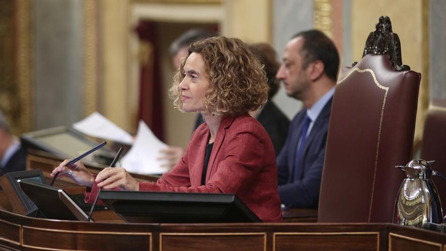 """Batet abre la XIV Legislatura llamando a invertir en """"respeto y diálogo leal"""" porque seguro que dan resultados"""