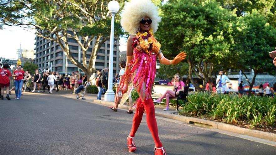 El primer ministro de Australia acude al tradicional desfile gay de Sídney