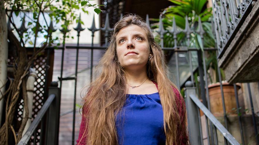 Júlia Bacardit, autora de 'El precio de ser madre'