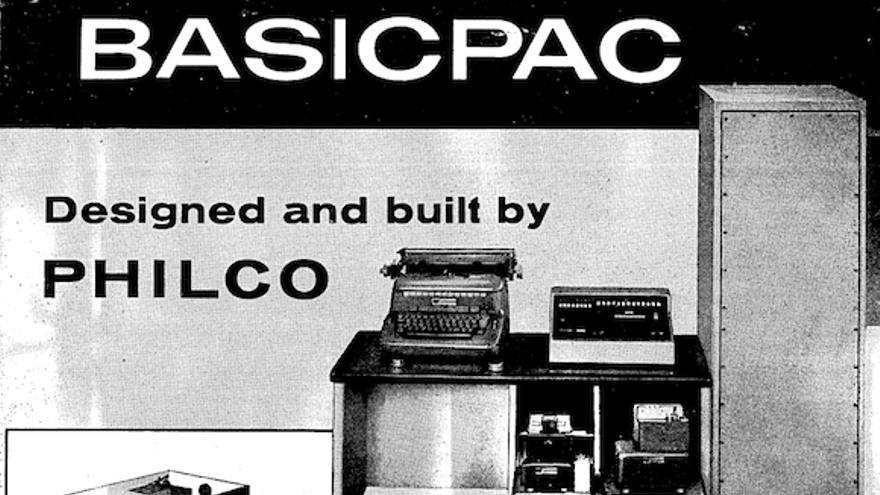 """BASICPAC, """"un ordenador táctico para la familia de dispositivos de procesamiento de datos Fieldata del Ejército"""""""