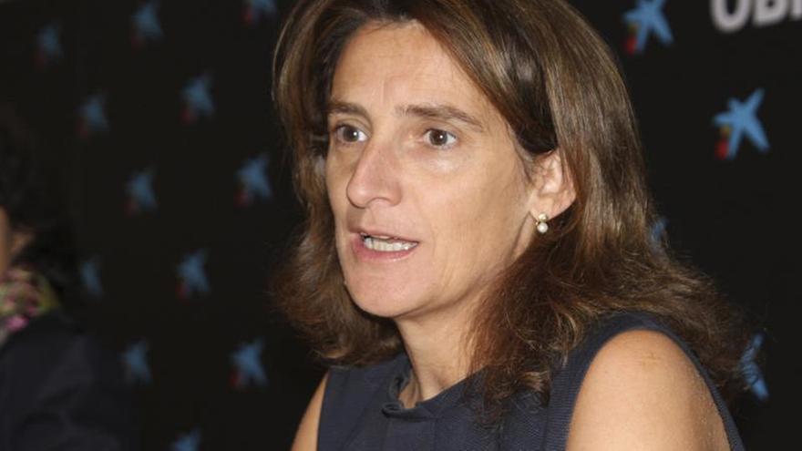 Teresa Ribera: España debe recuperar la agenda de descarbonización energética