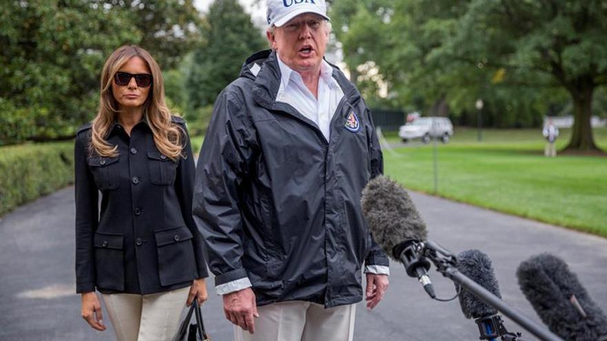 Trump reafirma que se necesita un muro en la frontera